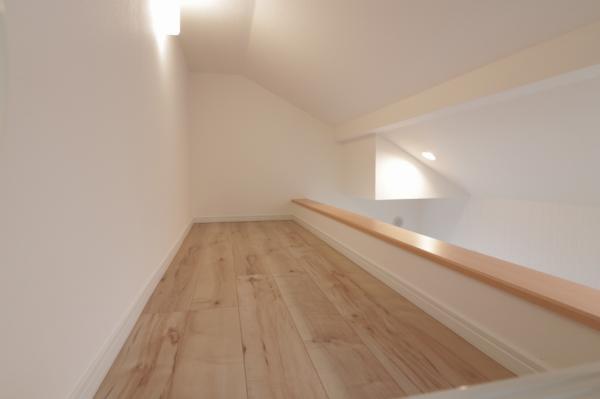 2階洋室の2室にはロフトがございます♪