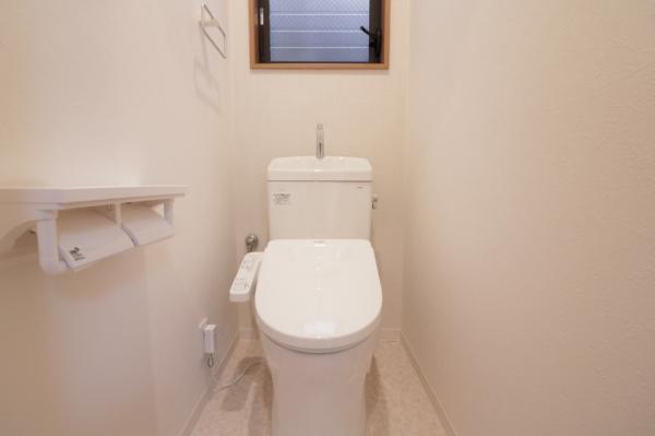 トイレ・温水洗浄便座新調(令和元年9月)