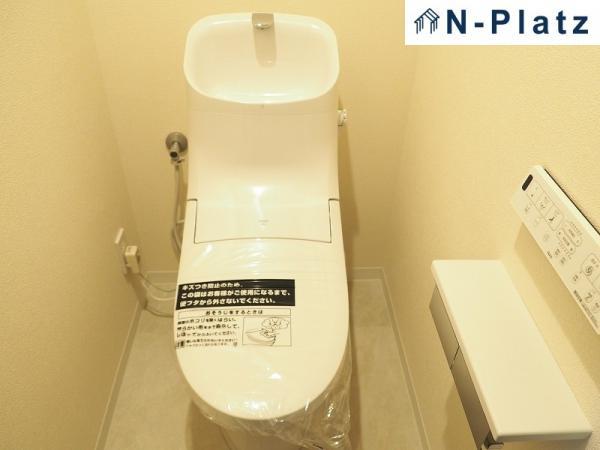 温水洗浄便座付トイレ新調(令和2年5月)